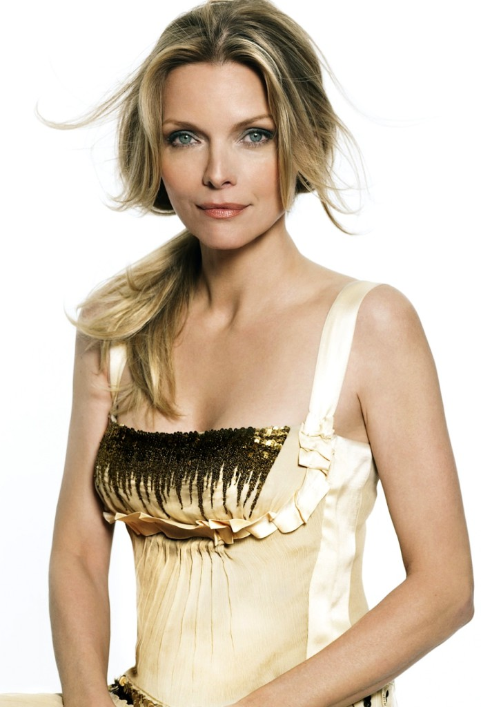 healthy girl, Michelle Pfeiffer