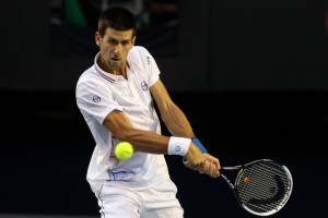 backhand, Novak Djokovic