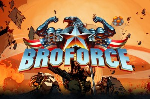 runngun game, broforce