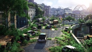 remastered ps4 game, the last of us