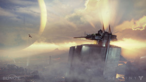 Tower, Destiny PS4 game
