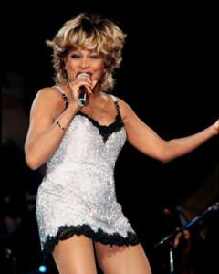 Tina Turner performance