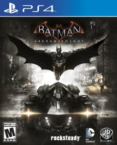 front cover, batman