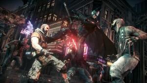 combat system, Batman: Arkham Knight