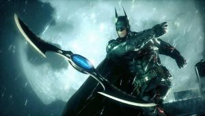 Mighty weapon, batarang