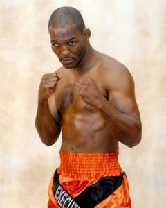 pro boxer, Bernard Hopkins