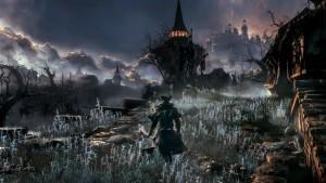 dark gameplay, bloodborne