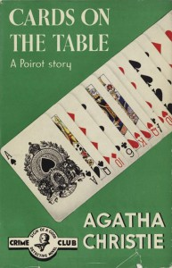 Agatha Christie, Cards on the table
