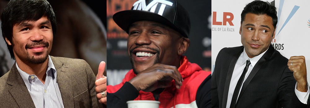 Top 10 Richest Boxers Ever
