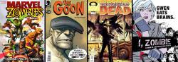 6 Best Zombie Comic Books