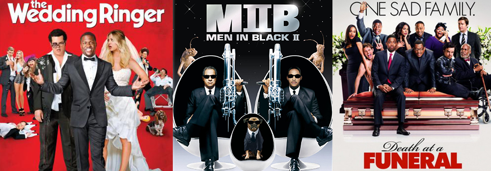 10 Best Comedy Movies with Black Actors