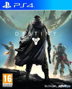 cover photo of destiny