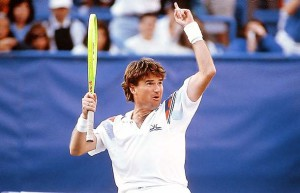 Jimmy Connor, former tennis player