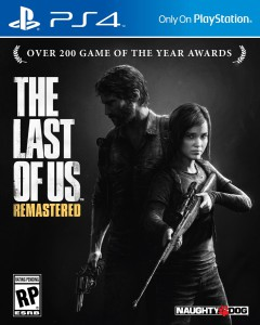 ps4 game the last of us cover