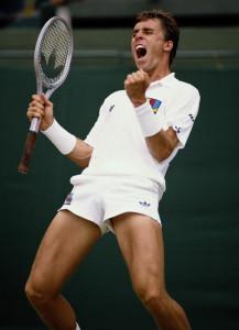 Ivan Lendl former tennis