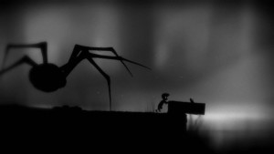Limbo, spider