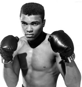 athlete of the century, Muhammad Ali