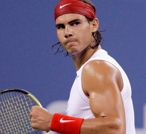 Rafael Nadal, best tennis player