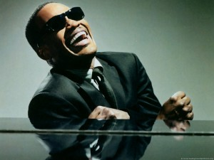 young singer Ray Charles