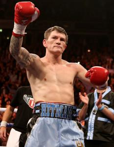 pro boxer, Ricky Hatton
