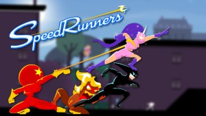 jump n run games, Speedrunners