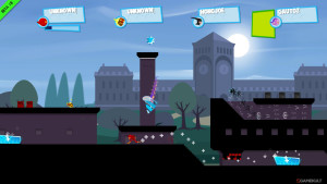 screenshot, jump n run games