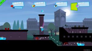 screenshot, jump n run games