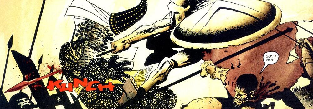 Top 10 Dark Horse Comics 3rd-1st