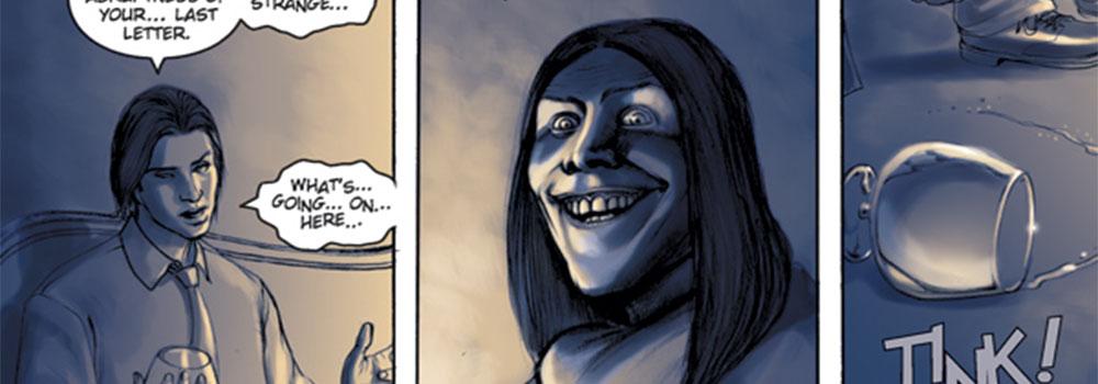 Top 10 Dark Horse Comics 6th-4th