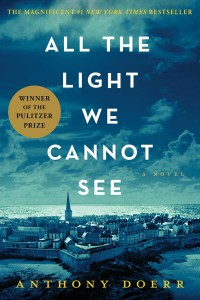 All the light we cannot see, amazon book