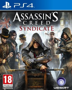 front cover, Assassin's Creed Syndicate