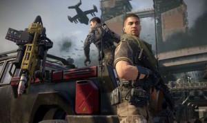 game screenshot, Call of Duty: Black Ops 3