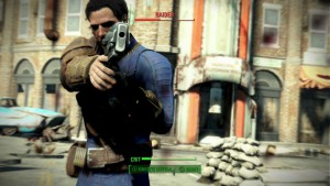 Fallout 4, weapons