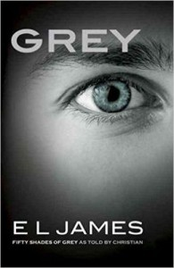 amazon book, Grey: Fifty Shades of grey as told by Christian