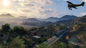 distance view, gta 5