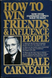amazon book, How to win Friends and influence People