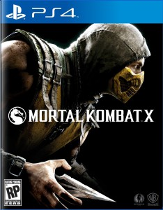 Mortal Kombat X, ps4 game