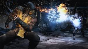 Mortal Kombat X, xbox one