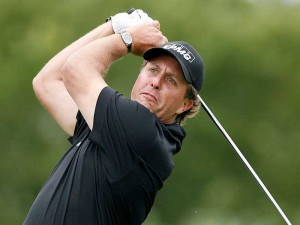 Phil Mickelson, golf player
