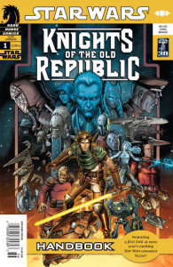 Star Wars The Knights of the Old Republic cover image