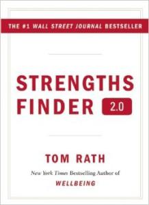 amazon book, StrengthsFinder 2.0