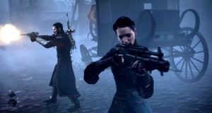 order 1886, game screenshot