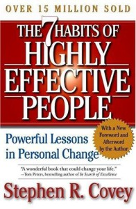 amazon book, The 7 Habits of Highly Effective People