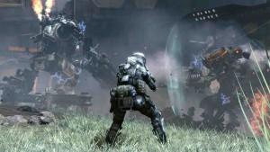 Titanfall Xbox one game