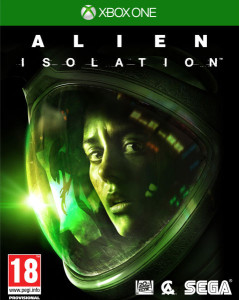 xbox one game, Alien Isolation