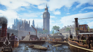 enviroment, Assassin's creed syndicate