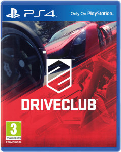 driveclub game cover