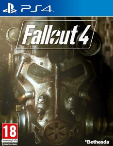 front cover, Fallout 4