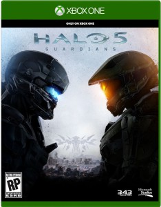 xbox one game, Halo 5: Guardians