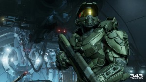 master chief, Halo 5 guardians